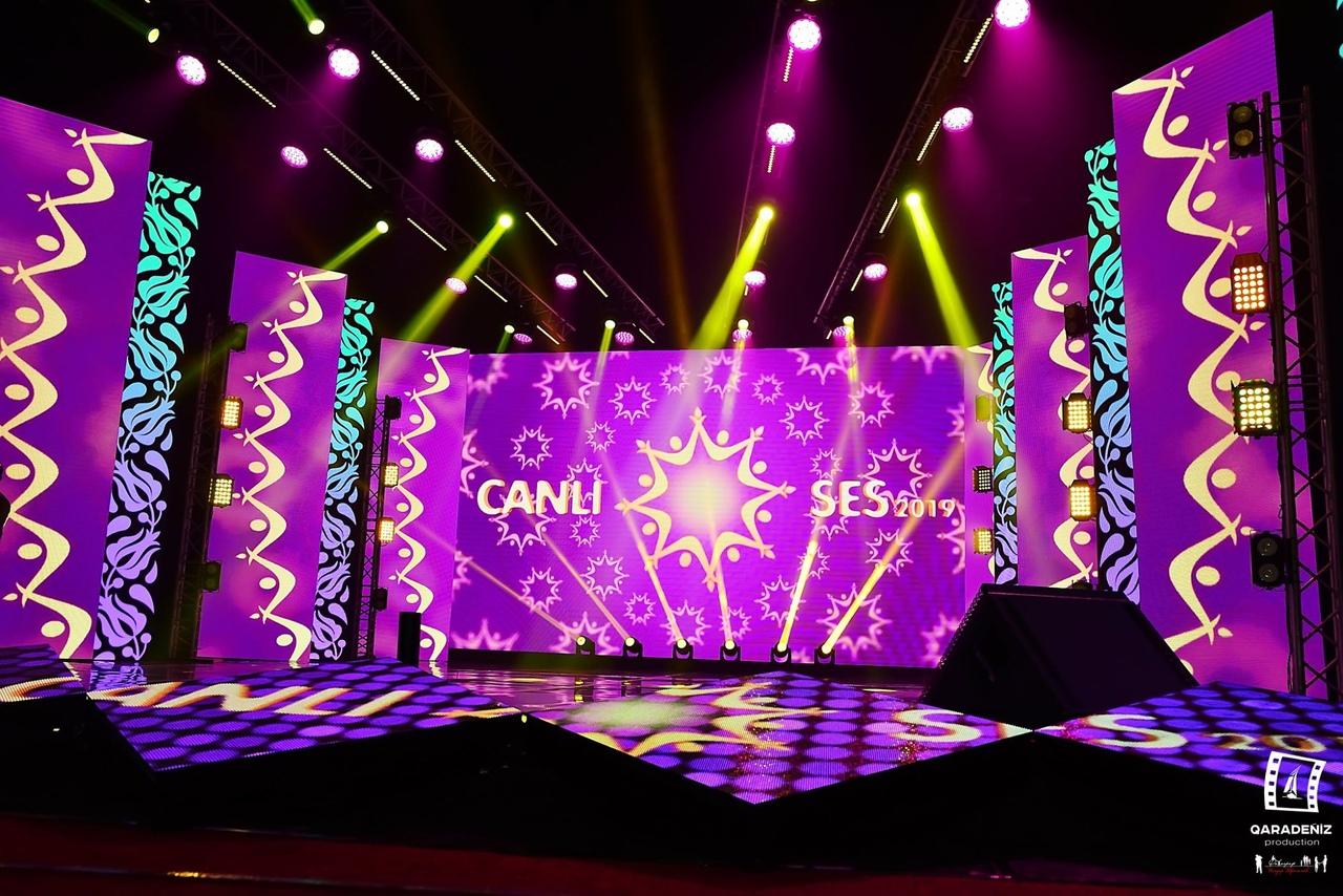 CANLI SES -2019